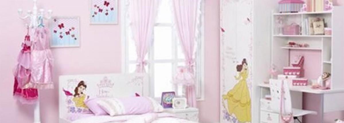 Bộ sưu tập phòng ngủ đẹp như truyện cổ tích cho bé