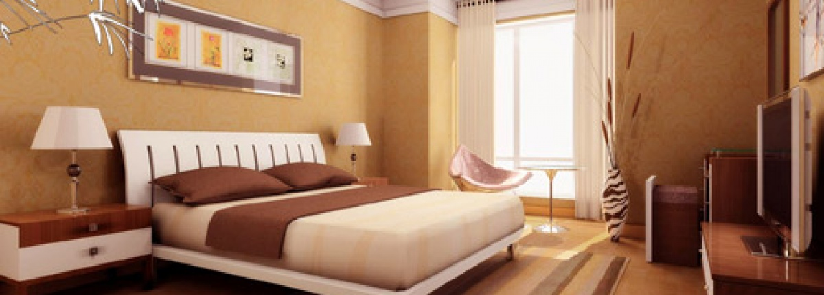 Những chú ý quan trọng trong việc bài trí giường cưới