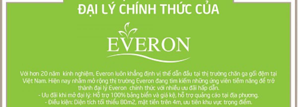 Điều kiện trở thành đại lý cấp 1 của Everon