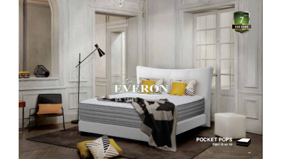 Đệm lò xo Everon Pocket Pops
