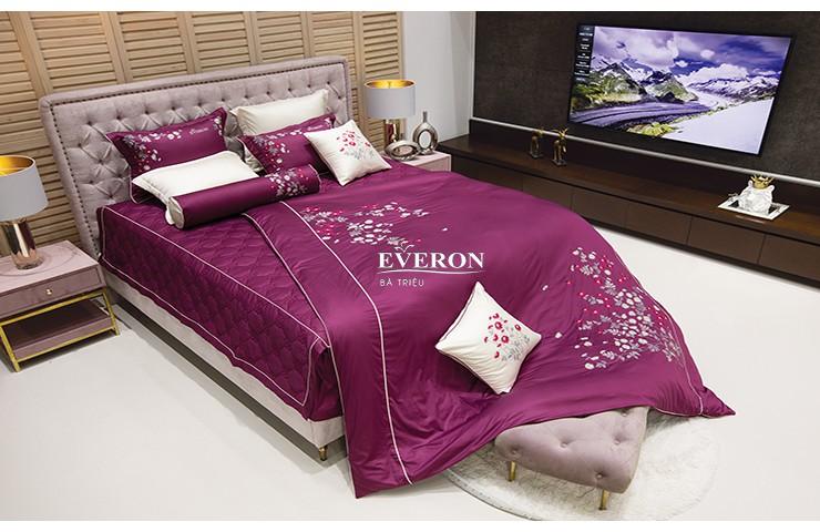 Everon Solid Thêu ESC 20001