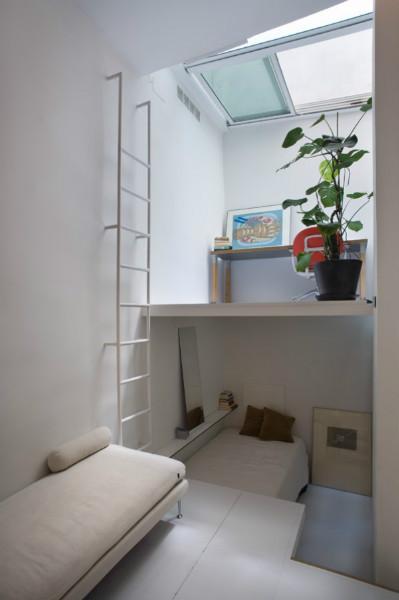 giường cho không gian hẹp 3