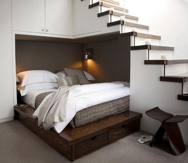 giường cho không gian hẹp 5