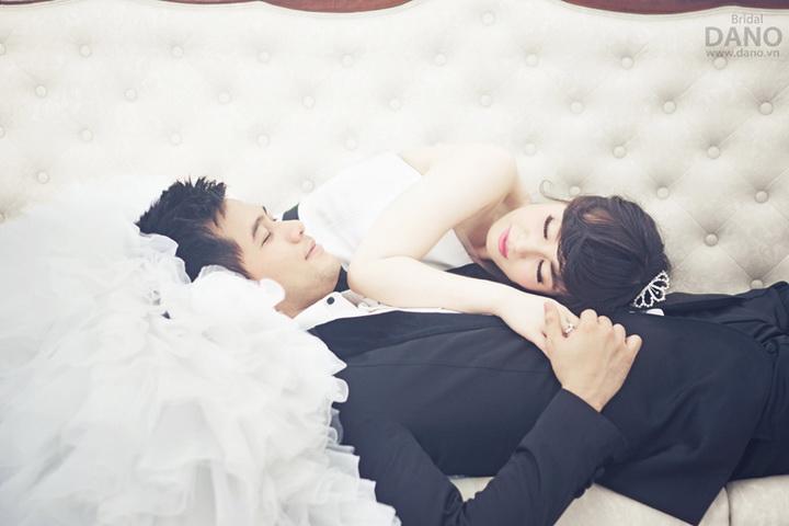 Chọn váy cưới và phụ kiện phù hợp với cô dâu thấp bé